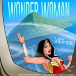 TLIID 319. Wonder Woman in Breakfast in Themyscira by AxelMedellin
