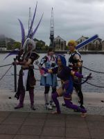Star Ocean: The Last Hope group by plastic-anime