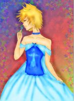 Princess Roxas of Butterflys by MarieyeohKH24