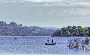 Two fishermen by J222R
