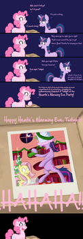 Pinkie's Secret Box by Poniker
