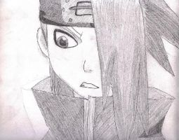 Deidara: Contest Entry by Horses774