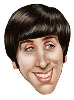 Howard Wolowitz by enginemonkey