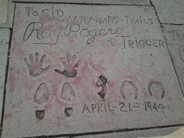 Roy Rogers and Trigger by XXduckXmasterXX