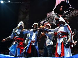 The Apple: Lucca CeG 2013 Ubisoft Official Contest by uhavethekey