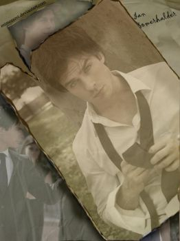 Old Pictures Ian Somerhalder by Mimozami