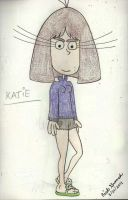 Character #63: Katie by gretzelboy89
