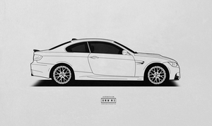 BMW M3 / E98 by AeroDesign94
