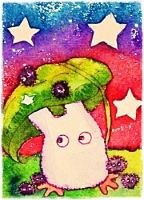 11-04 Totoro and the Stars by Artistically-DE
