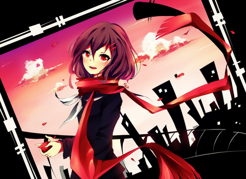 Kagerou Project: Ayano by evenica