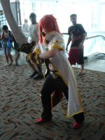 Otakon 2012 Luke - Tales of the Abyss by Ho-ohLover