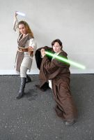 Jedi Cosplay (1) by masimage