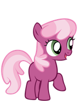 Filly Cheerilee by Ellittest