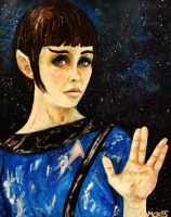 Live long and prosper by amoxes