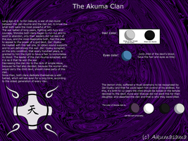 The Akuma clan by Ashkorya