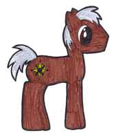 Pony!Lestrade by Harry-Potter-Addict