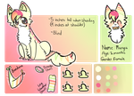 Mangu Reference Sheet by BlossomTehKat