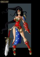 wonder woman 10 by nightwing1975