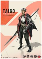 Taigo by Rossipoo