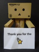 Thank you series - part 3: Thank you for the Fav by Hiromi-Sakakibara