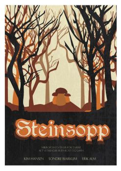 Steinsopp poster by BuiltToFail