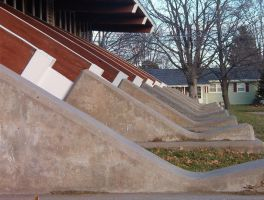 Concrete ski ramps? by AgentIrons