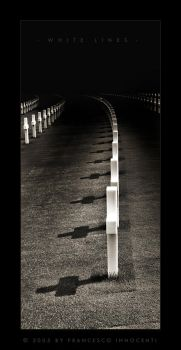 White Lines by Triagon