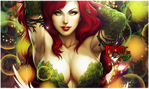 Poison Ivy by TheBrocashelm