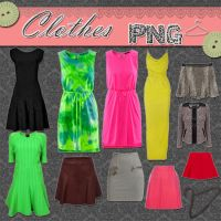 Clothes PNG Pack 1 by paumyself