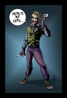 Joker by ejimenez