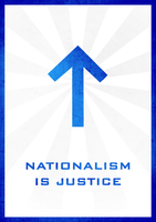 Nationalism is Justice by Luckmann