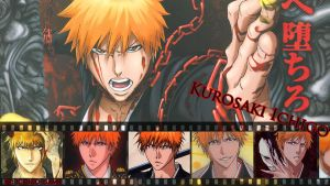 Ichigo wallpaper by Ichigo--sama
