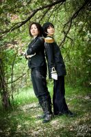 Hetalia: Asian Bros. by LiquidCocaine-Photos