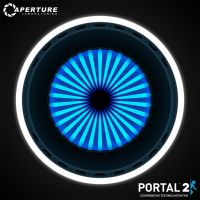Portal 2 - CoreBot Eye by dj-corny