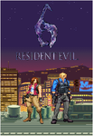 Resident evil 6 by Riklaionel