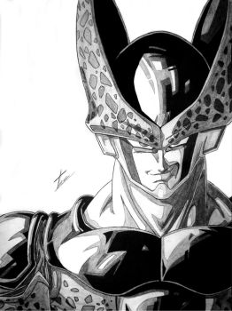 [Old] Perfect Cell by SlimeGear