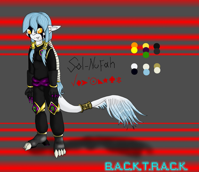 Sol-Nufah Reference by NebulaWords