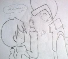 climber and clarice aww moment by fangirl15