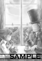professor layton by PAPAWS