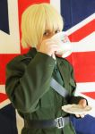 A Cup of Tea In The Morning by Victoria382