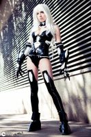 Black Heart Standing Tall by MangaFreak150