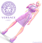 Now Selling Jessica IN VERSACE by chatterHEAD