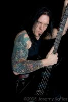 Morbid Angel - David Vincent by JeremySaffer