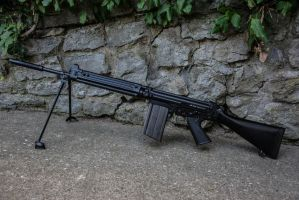 FN FAL (Austrian STG 58) by PLutonius