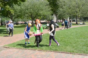 2014 Cosplay Picnic On the Comon 3 by Miss-Tbones