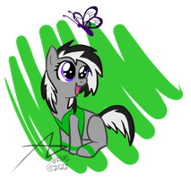 Little Filly by D0ra0g0n