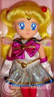 Super Sailor Moon Baby Doll by onsenmochi