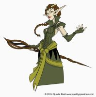 Nissa Revane by Forlocks