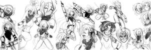 Massive Sketch Dump 13 by the-kid36