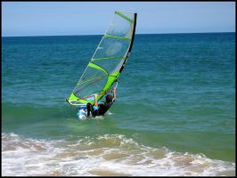 Windsurf - series 1 of 3 by jotamyg